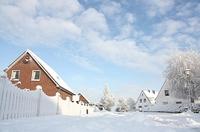 Wohngebäudeversicherung: Wenn der Winter seinen Einzug hält