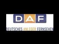 DAF Deutsches Anleger Fernsehen berichtet vom WEF 2012 in Davos