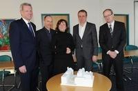 PSD Bank RheinNeckarSaar eG baut in Saarbrücken neue Geschäftsstelle