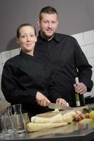 Kochevent mit Alexander Braun bei Le Creuset am 25. Januar 2012