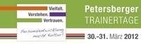 Petersberger Trainertage 2012: Für eine buntere Personalentwicklung