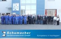 Schumacher Verfahrenstechnik GmbH - Vertrieb von statischen Mischern
