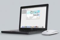 showimage Etikettendruck mit Apple MacIntosh