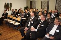 Der Wirtschaftsrat und Prof. Lars Mitlacher, Duale Hochschule BW, waren zu Gast bei der Personalberatung dp dreher partners.