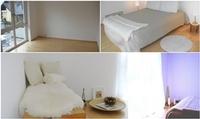 MÜNCHEN - Immobilienvertrieb mit einer Wohnregisseurin, die den Wohnraum mit home staging zur Verkaufsbühne macht