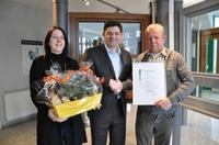 Salamander und Gradl Fensterbau GmbH feiern erfolgreiches Jubiläum