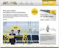 Taxi zum halben Preis zum und vom Flughafen mit transfAIRo.com