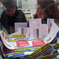 Protestaktion: Bund der Steuerzahler NRW startet zum Endspurt