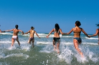 Interhome ermöglicht den gemeinsamen Urlaub mit Freunden