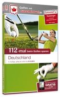 Golfen mit Gutscheinbuch.de 2012 - Das Gutscheinbuch für Golfen & Mehr