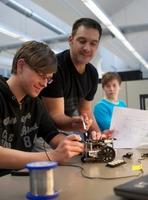 Ausgezeichnet: Kooperation zwischen Theben und der Realschule Haigerloch