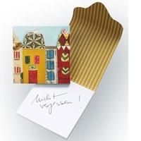 Haftnotizblöcke für den Schreibtisch aus dem Grätz Verlag - illustriert von Silke Leffler
