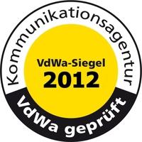 PR-Agentur IC AG mit Qualitätssiegel 2012 ausgezeichnet