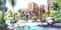 Fairmont baut sagenhaftes Hotelschloss in Dubai