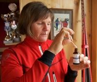 Natürliches Nasenreflexöl verbessert beim Sport Sauerstoffzufuhr