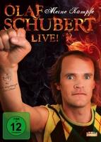 """OLAF SCHUBERTS neue Live DVD """"Olaf Schubert Live! Meine Kämpfe!"""" ab dem 10.2. im Handel!"""
