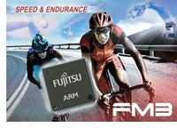 Fujitsu Enhances the FM3 Family of 32-bit ARM-Based Microcontrollers with the Release of 210 New Products