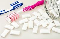 Zuckerfreie Kaugummis gut für die Zähne