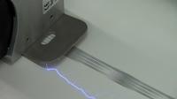 Elektrostatische Spannung lässt Markoprint-Drucker kalt