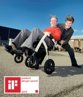 Rollz Motion gewinnt iF Design Award