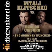 diedruckerei.de steigt mit Vitali Klitschko in den Ring