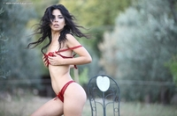 Workshops artistic nude and lingerie photography, in Tuscany
