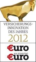 "Mietausfallversicherung von vermietsicher.de  erhält ""Goldenen Bullen"" als ""Versicherungsinnovation 2012"""
