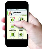 showimage ProCall Mobile - ESTOS stellt Apps für iPhone und Android auf der CeBIT vor