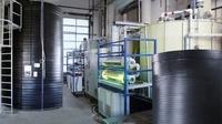 formoplast liefert 30 000 Liter-Doppelwandbehälter für Galvanikbetrieb