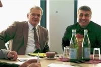 Die Intensivpflege-Spezialisten empfangen Bundesbeauftragten Hubert Hüppe