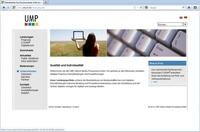 Neue Webseite der UMP Utesch Media Processing GmbH ist online