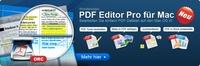 Wondershare PDF Editor für Mac PRO