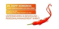 Mehr Netzwerk auf dem DGFP-Kongress 2012