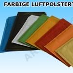 Farbige Luftpolsterversandtaschen
