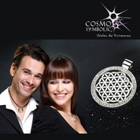 Exklusive Symbol Anhänger von CosmoSymbolic.com