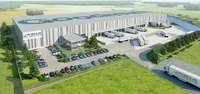 Goodman: neues Logistikzentrum für Rhenus
