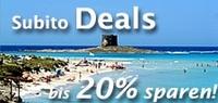 Ferien-in-sardinien.com geht 2012 mit neuen Subito-Deals an den Start