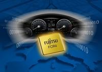 Fujitsu Announces Powerful MCU for Automotive Instrument Clusters