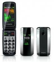 emporia Telecom präsentiert bedienerfreundliches 3G-Kamerahandy auf dem MWC 2012