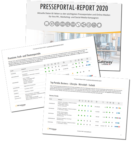 Presseportal-Report 2020