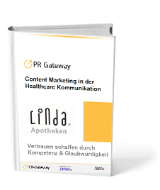 Case Study LINDA AG - Content Marketing in der Healthcare Kommunikation
