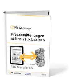Whitepaper - Pressemitteilungen online vs. klassisch