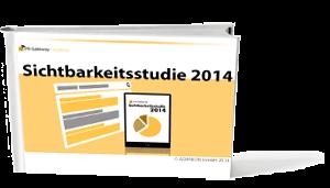 Sichtbarkeitsstudie 2014 - Sichtbar mit Online-Pressemitteilungen