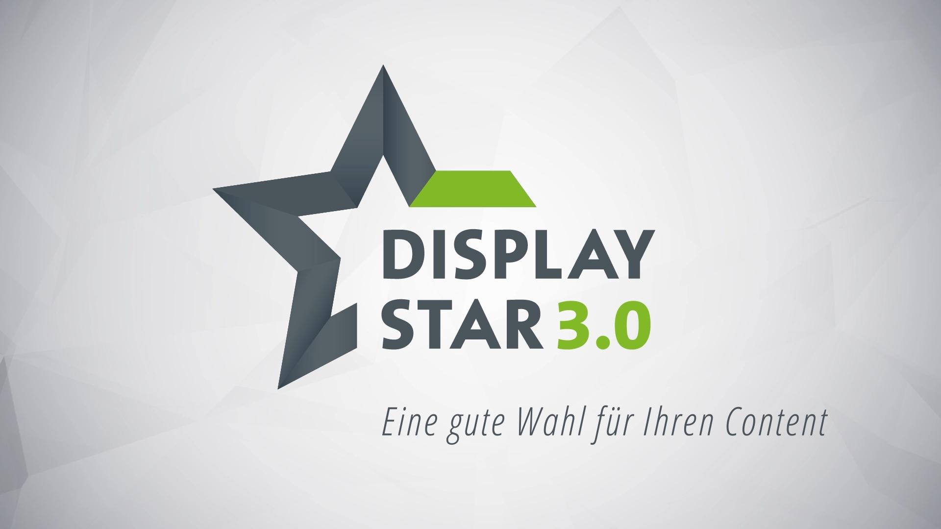 Der Display Star 3.0 Trailer ist da!