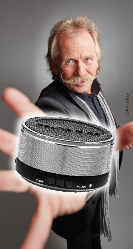 SOUND2GO pr#xE4sentiert die neuen Allround-Speaker