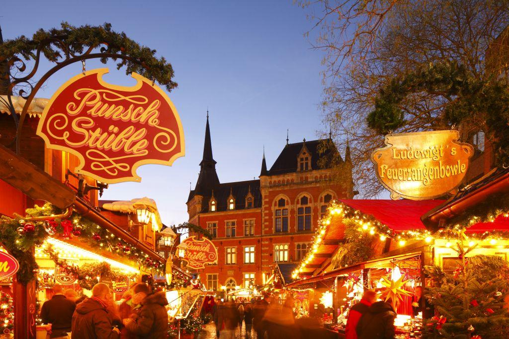 Oldenburg zur Weihnachtszeit