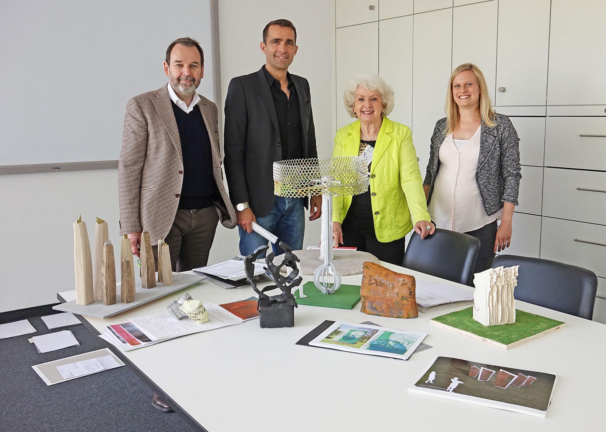 Gewinner für Salamander Künstlerwettbewerb steht fest