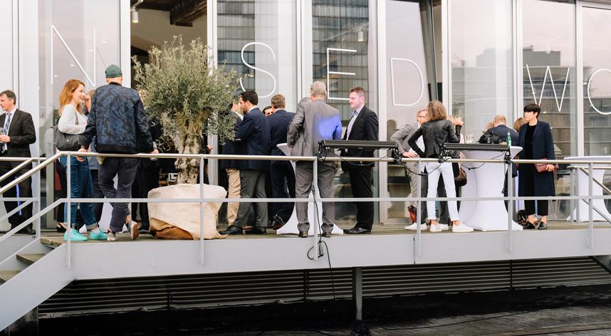 Koleksiyon eröffnet Showroom im Medienhafen Düsseldorf