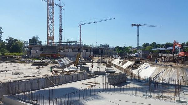 Wasserundurchlässige Bauwerke aus Beton nach WU-Richtlinie