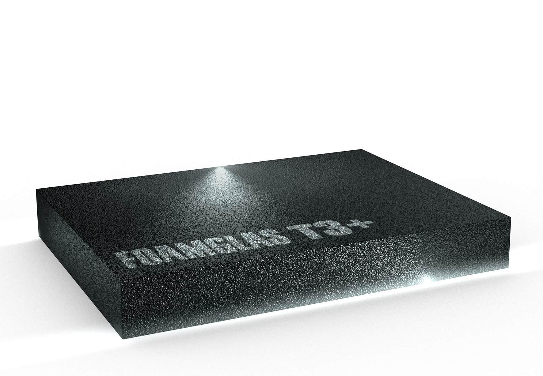 FOAMGLAS® T3+ mit verbesserter Wärmedämmleistung